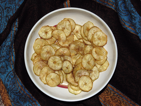 Banana Chips – Kela Wafer