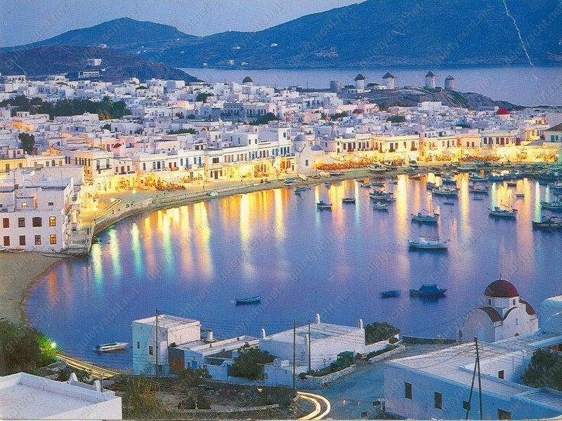 Mykonos Island Greece   Greek Cyclades Islands     Mykonos Island