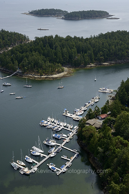 Page's Resort and Marina, Silva Bay, Gabriola Island, British ColumbiaPage's Resort and Marina, Silva Bay, Gabriola Island