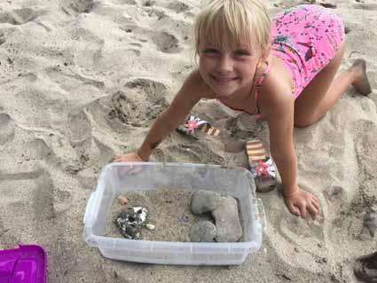 Found her Pet Hermit Crabs