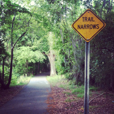 Trail Narrows
