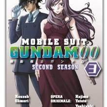 Gundam oo second season vol 3