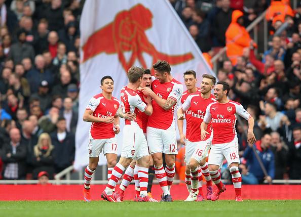 Revenge is sweet! Thrashing Liverpool wins the day.