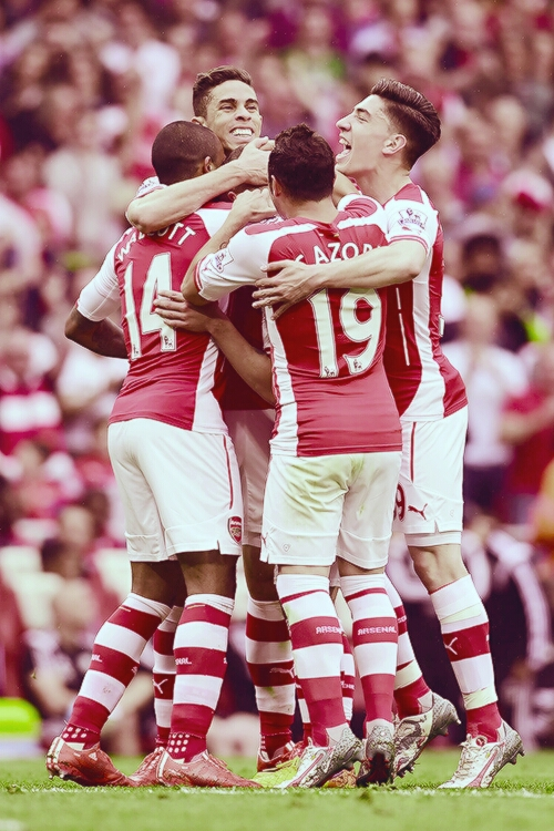 Brilliant team performance