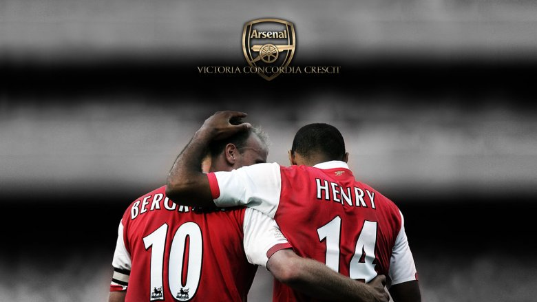 Henry and Bergkamp