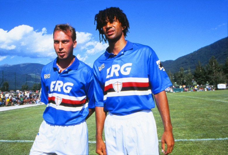 Captured from Sampdoria