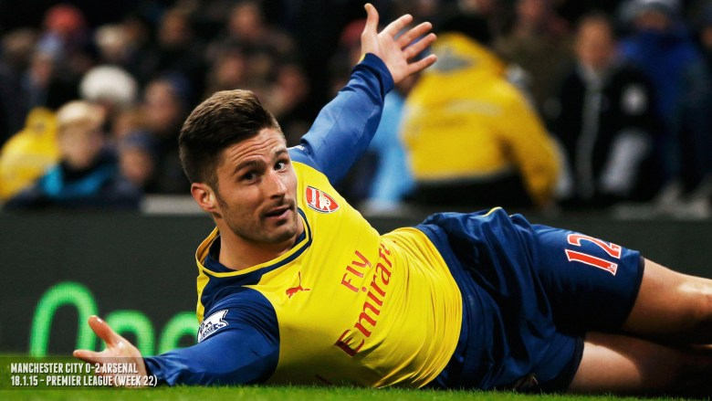 How costly has Giroud's injury been?
