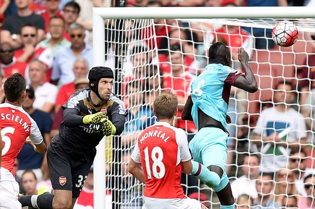 Cech will 'Bounce' back!