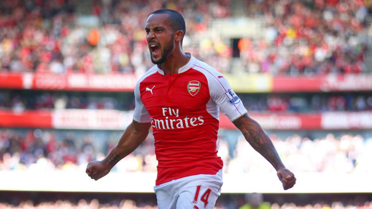 Its Theo's time