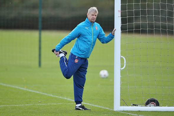Wenger stretching