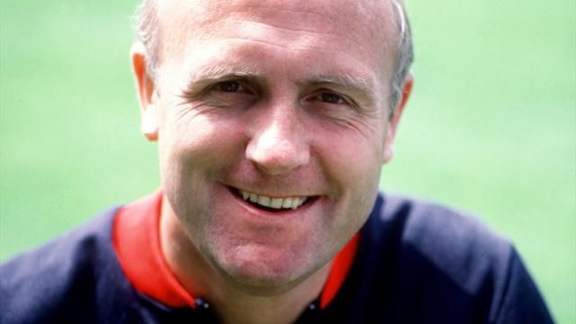 New boss Don Howe - Another story