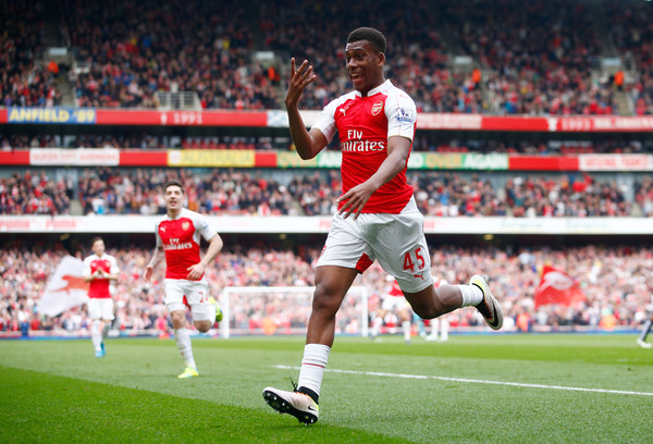 Fun in the Sun for Iwobi Wan