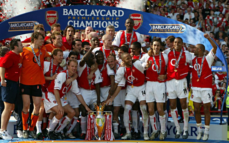 Is this Arsenal's year after a 12 year wait?
