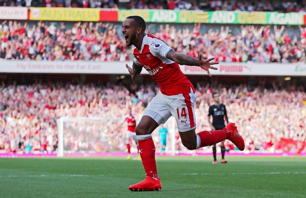 Walcott bounced back