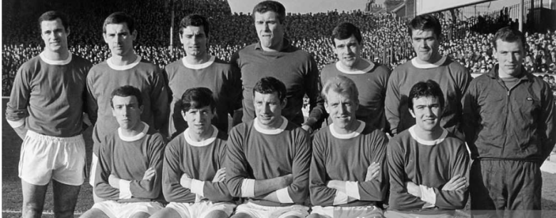 The Arsenal from 1966-67 Season