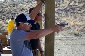 caleb and chris shooting the j-frame
