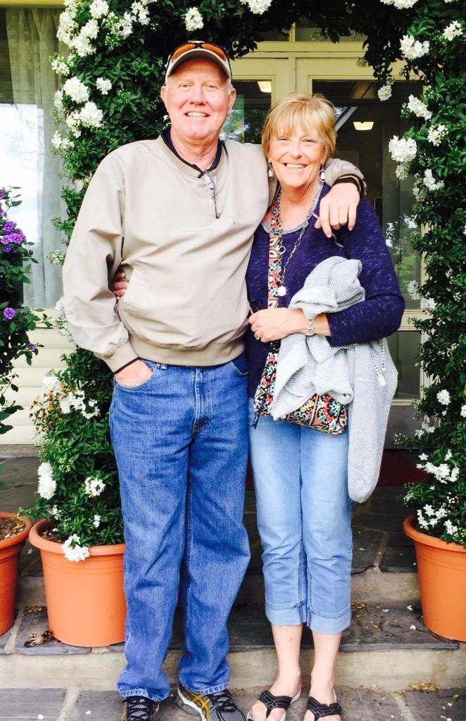 Rick and Cheryl Cohagan