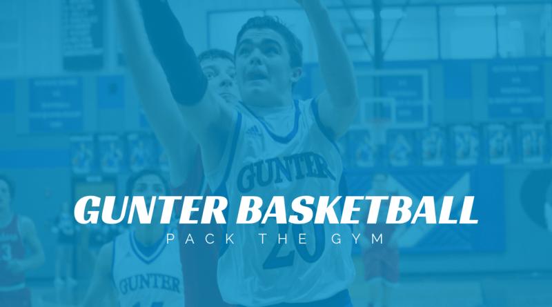 Gunter Tiger Basketball 2017-2018