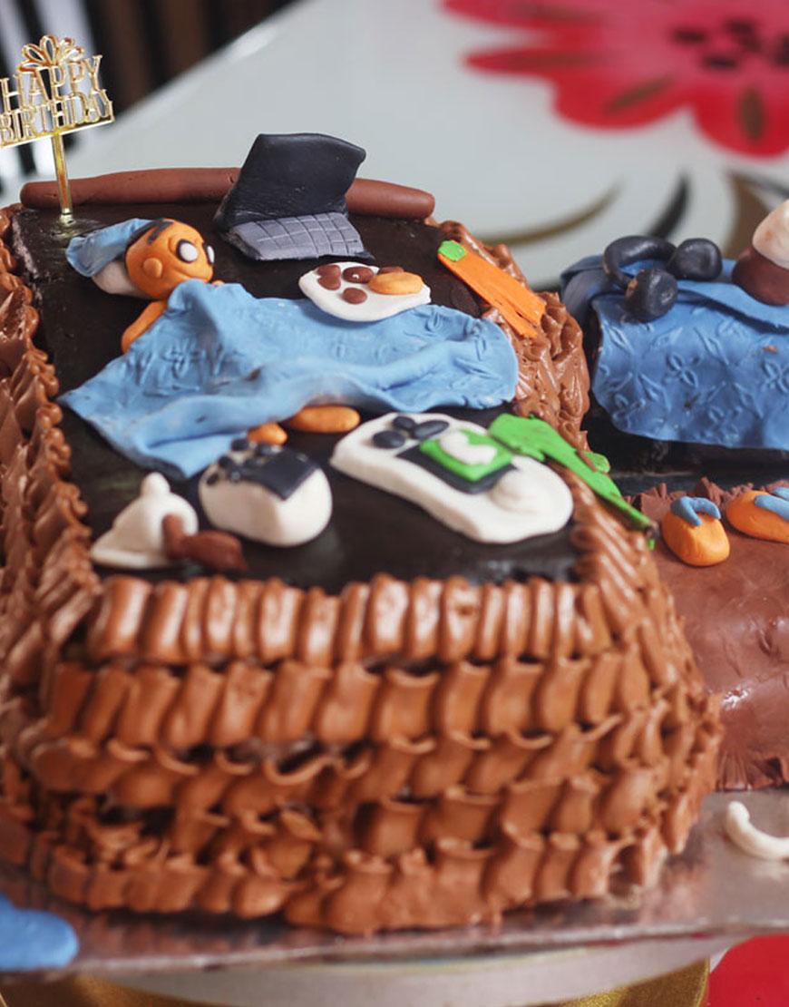 Fullsize Of Funny Birthday Cakes
