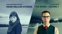 Heimelaga  –  lyrikk,  musikk  og  grafikk  ved  Botheim  og  The  Brørs