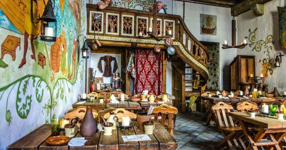Tallinn Yeme İçme Rehberi: Tallinn'de Ne Yenir, Ne İçilir, Ne Yapılır?