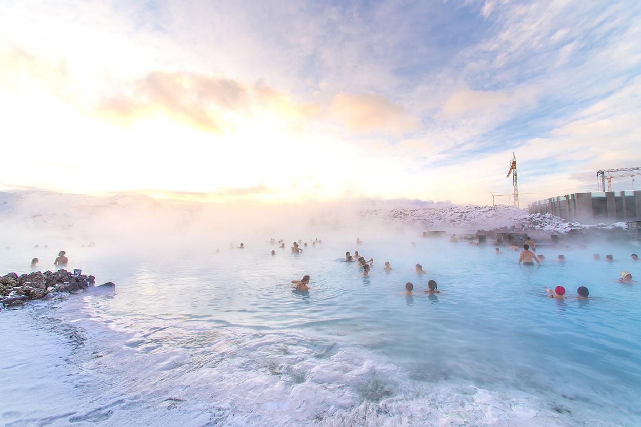 Blue Lagoon, Iceland, Sarah Gerrity 2015