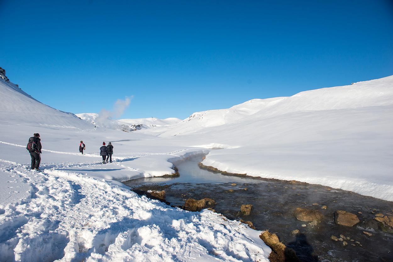 Hveragerdi, Iceland, Sarah Gerrity 2016