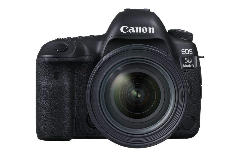 Canon 5D Mark IV (c) Canon