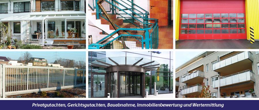 Sachverständigenbüro für Metallbau Graul/Sachverständiger f. Wertermittlung v.Gebäuden