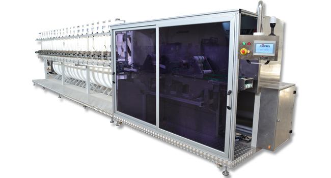 GM 100FW - ıslak havlu makinası