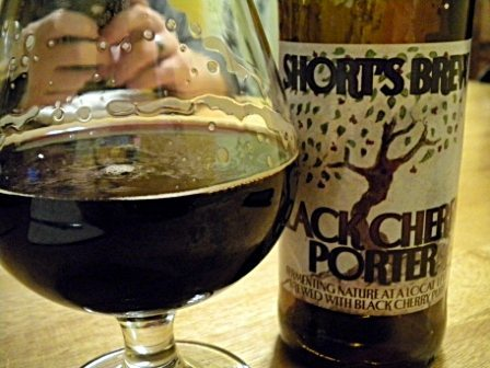 shortsblackcherryporter