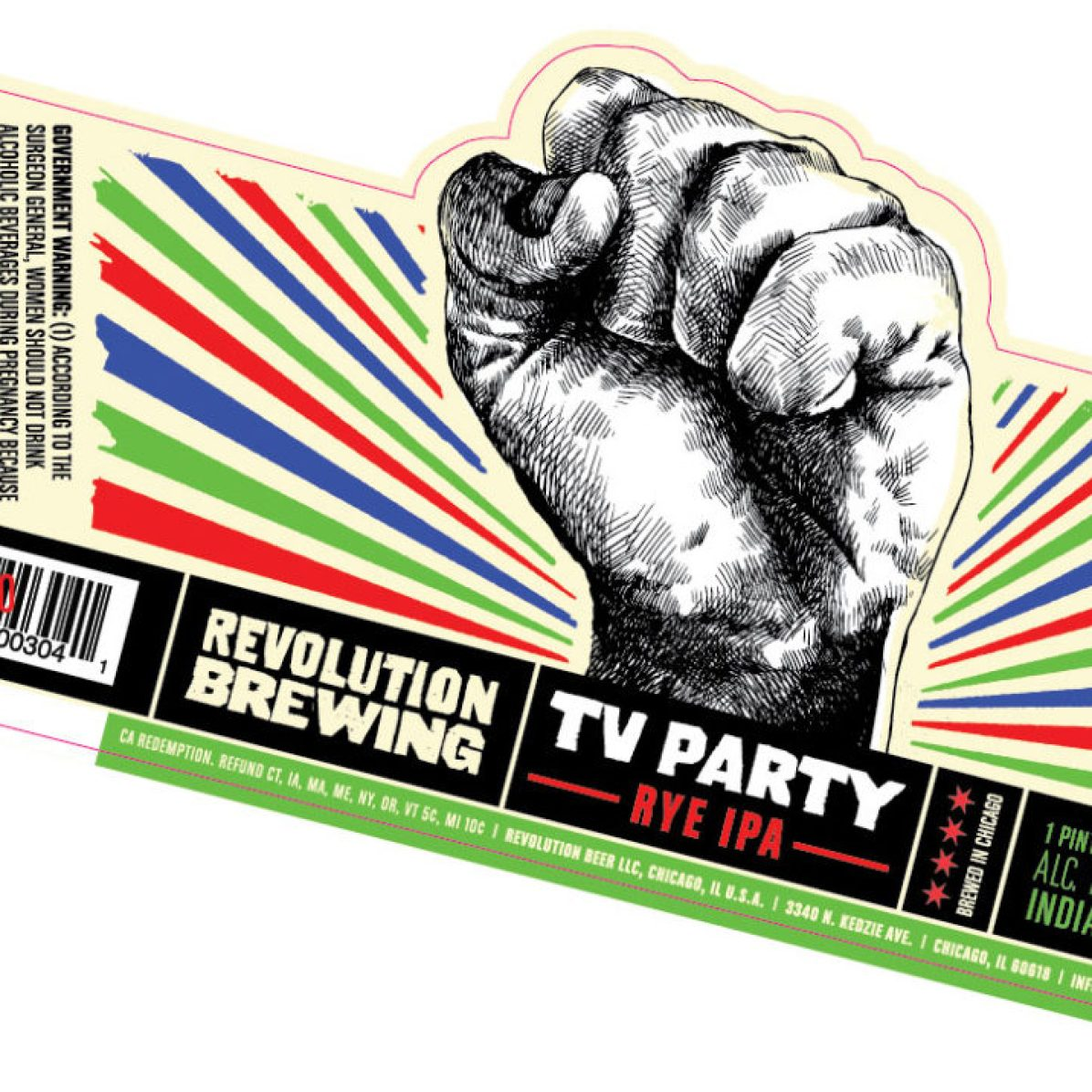 Revolution TV Party