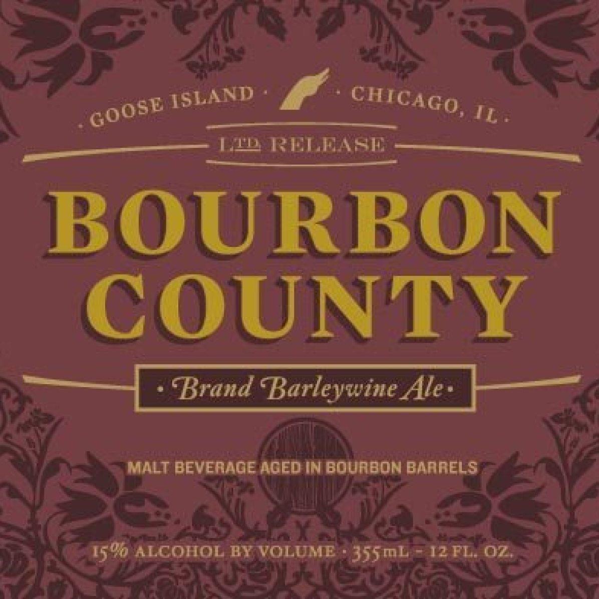 Goose Island Bourbon County Brand Barleywine (12 oz)