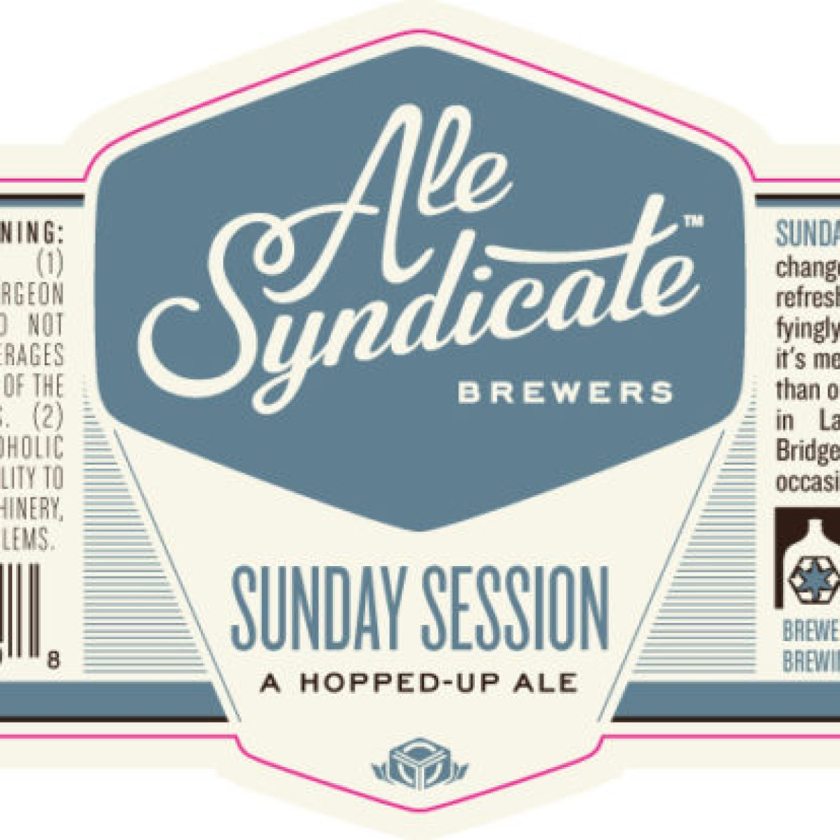 Ale Syndicate Sunday Session