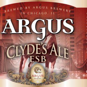 Argus Clyde's Ale ESB