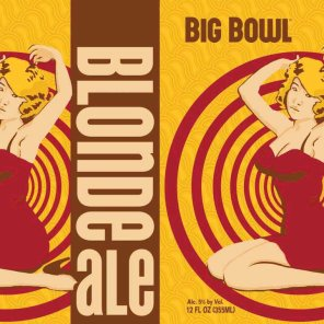 Wild Onion Big Bowl Blonde Ale