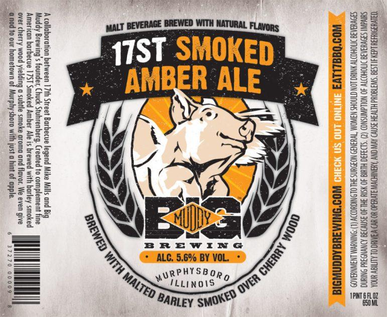 Big Muddy 17ST Smoked Amber Ale