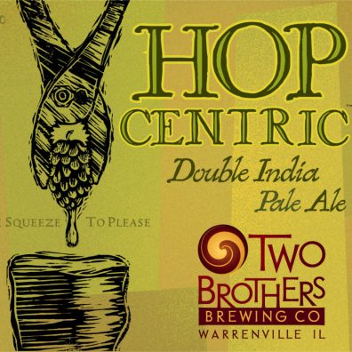 Two Brothers Hop Centric Double India Pale Ale