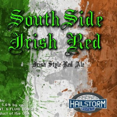 Hailstorm South Side Irish Red Label