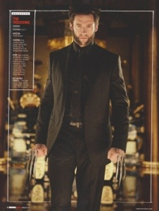 Oh My. Wolverine Dressed In a Suit