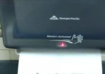 taylor swift Paper Towel Dispenser