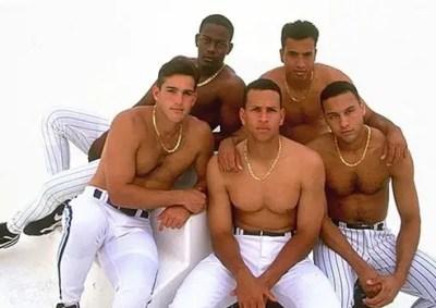 creepy SI shortstop photo from 1997