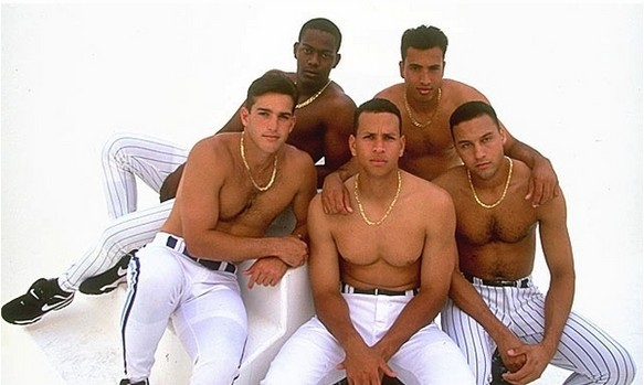 Sexy Time? Photo From 1997 Provocatively Highlights Up and Coming Shortstops