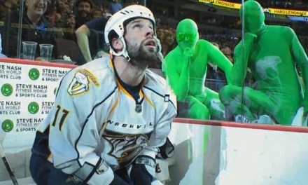 """NHL's Get Weird """"Because It's the Cup"""" Commercial"""
