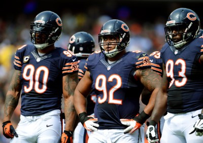 nfl, nfl week 4, chicago bears