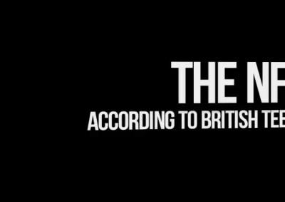 NFL according to British Teenagers