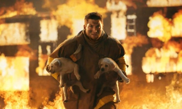 Tim Tebow has an awesome new Superbowl commercial