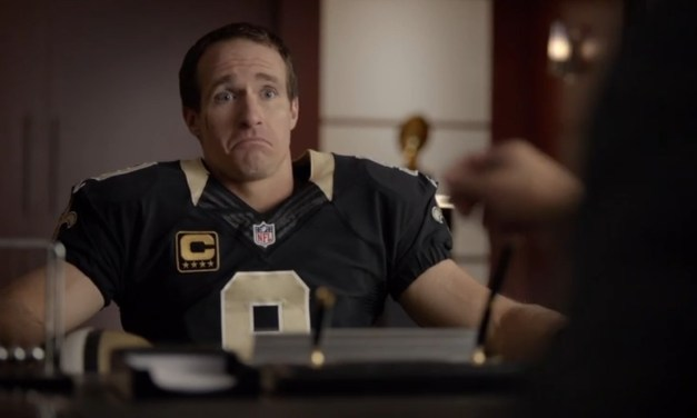 Watch Drew Brees Apply For A Job In Xbox's New Fantasy Football Commercial