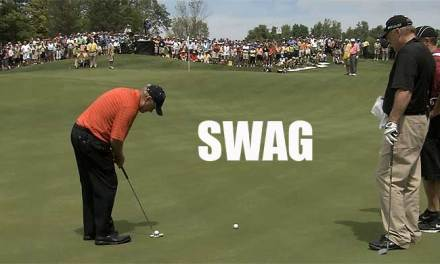 One of Jack Nicklaus' greatest putts earns the 'Thug Life' treatment