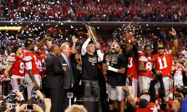 Did ESPN's weekly ranking show taint the picks for the College Football Playoff?